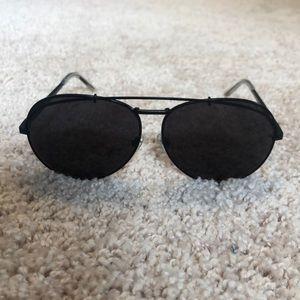 Diff x Khloe Kardashian Cruz Aviator Sunglasses